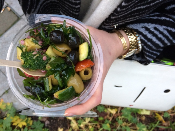 Bermondsey salad
